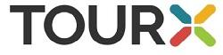 TourX – Online Plattform für Tourismus Regionen Logo